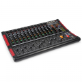 Power Dynamics PDM-M1204 12-Channel Music Mixer