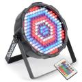BeamZ LED Flatpar 186X 10MM RGBW