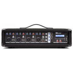 Power Dynamics PDM-C405A 4-Channel Mixer with Amplifier