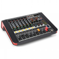 Power DynamicsPDM-M604A 6-Channel Music Mixer with Amplifier