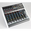 Vonyx VMM-K802 8-Channel Music Mixer with DSP