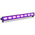BeamZ BUV93 UV BAR 8X3W LED