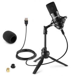 Vonyx CM300B USB Studijski Mikrofon